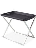 Irpina Buttler table in black