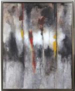 Mist Falls Modern Art