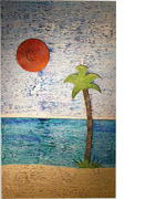 Palm Tree art by Erika Zalez on sale and customizable only at Modern Home 2 Go