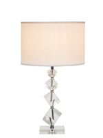 papetti modern table lamp white Shade