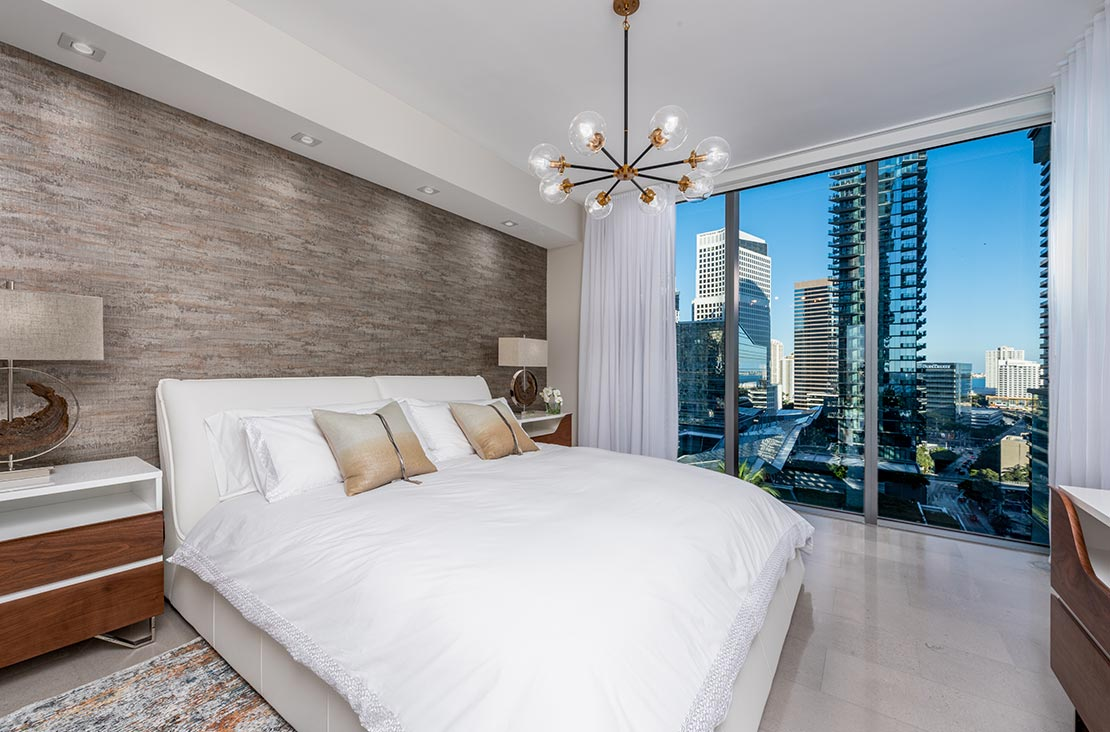 Interior Design by MH2G Furniture - Brickell City Centre Condo 2019