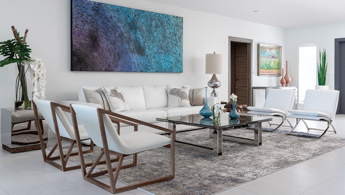 Interior Design by MH2G Furniture - Urbana Lennar 2019