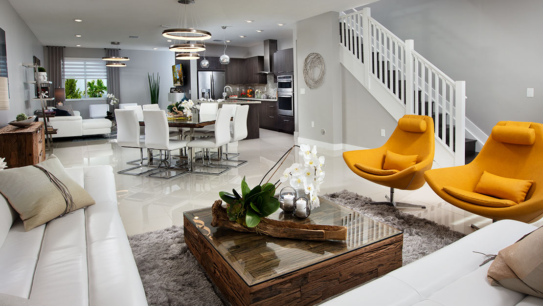 Interior Design by MH2G Furniture - Park Central Windham 2017