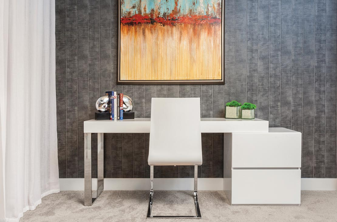 Interior Design by MH2G Furniture - Modern Office at Park Central Stratton