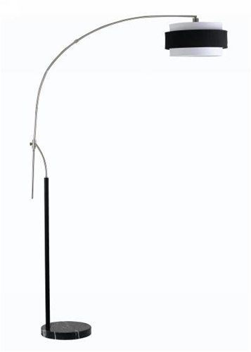 Modern Santa Monica Floor Lamp