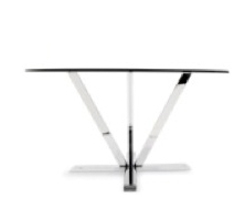 sarnano wengue dining table
