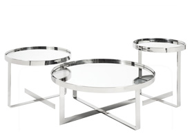 varzi modern coffee table large