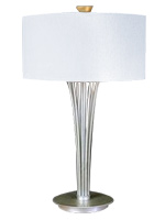 wilton modern table lamp white Shade