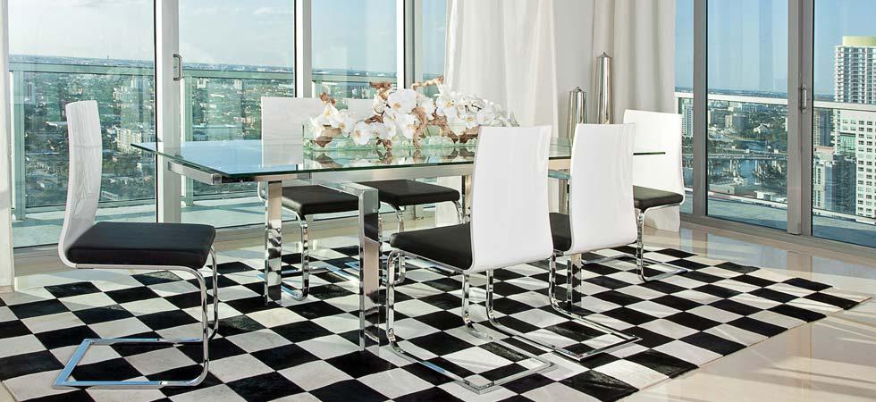 Torino expandable table