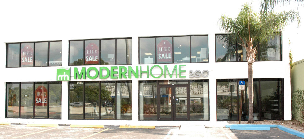 Modern Home 2Go. Located at Fort Laauderdale