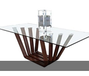 Modern Furniture - Dining Tables at mh2g