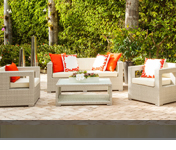 Modern Outdoor Furniture - Patio Furniture - Outdoor Lounging